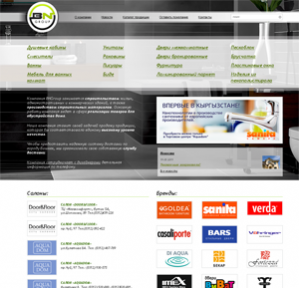 Website production and construction company BNGroup