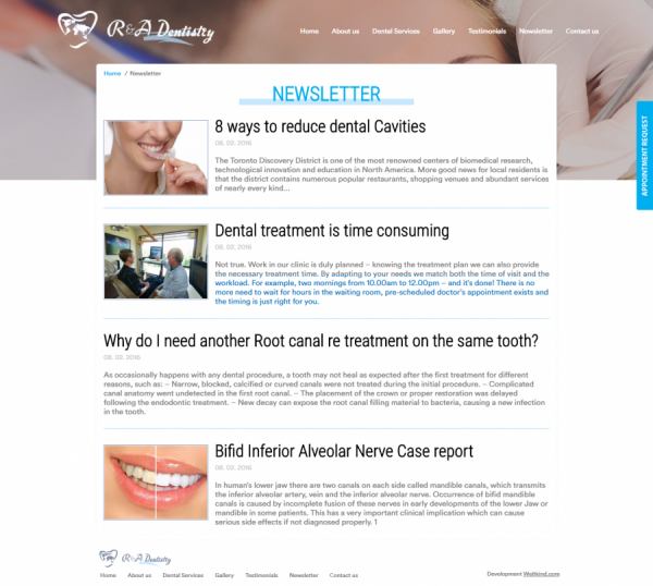 R&A Dentistry - dental clinic in Canada
